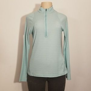 Patagonia Initiative blue long sleeve top size M